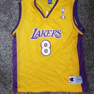 Kobe Bryant vintage rare Jersey